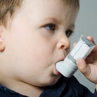 Asthma is one of the most common chronic diseases in children