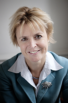 New prorector for education Lykke Friis.