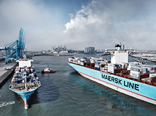 Maersk Line containerskib
