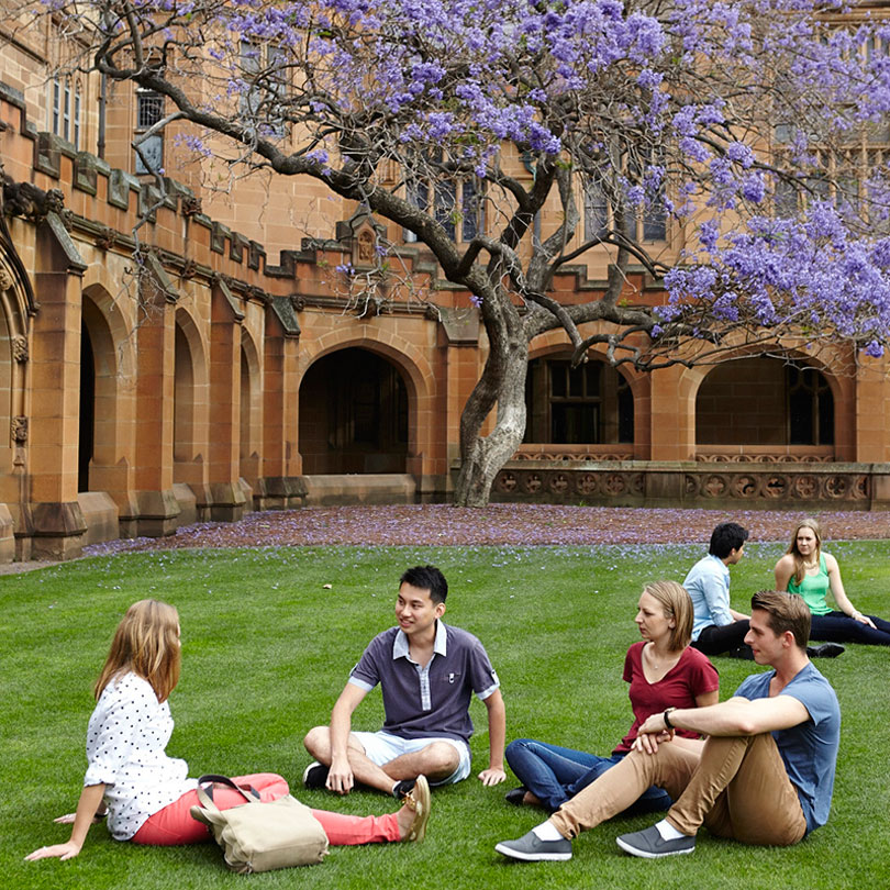 Priority partnership with the University of Sydney