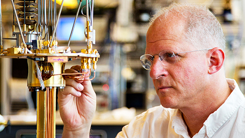 The Niels Bohr Institute's Centre for Quantum Devices (Qdev), headed by Professor Charles Marcus, will be pivotal in the collaboration between Microsoft and the University of Copenhagen.