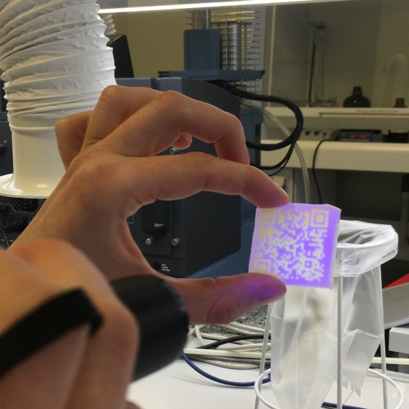 New technology: Edible QR code can be the medicine of the future