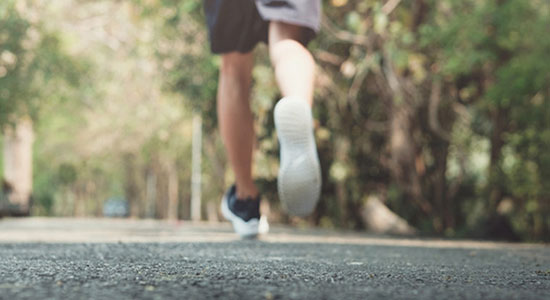Exercise may have different effects in the Morning and Evening