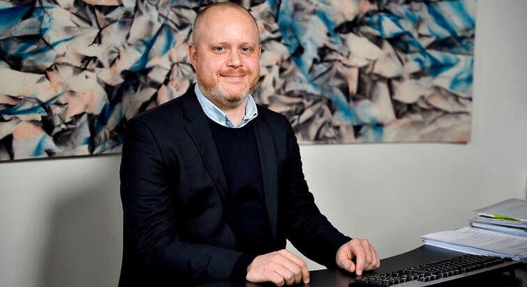 Portrætfoto af professor David Dreyer Lassen