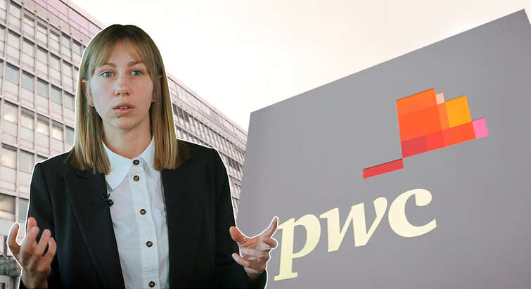Olivia Norma Jørgensen writes her thesis in collaboration with PwC